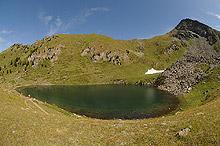 Il Lago di Chamolé
